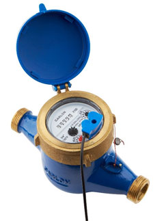 Mrs Industrial Water Meter Carlon Meter Water Meters Industrial Commercial And Municipal Water Meters And Electronic Control