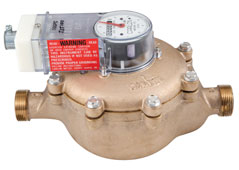 JSJ Industrial Water Meter