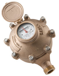 STD Series Water Meter