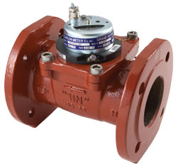 Hot Water Turbine Water Meter